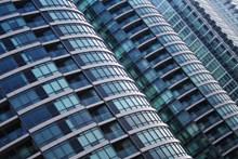 现代高楼建筑外观精美图片