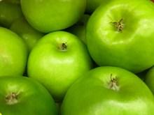 绿色青苹果素材高清图片