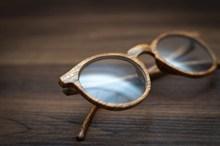 木纹眼镜框图片大全
