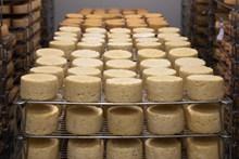 奶酪甜点自制图片