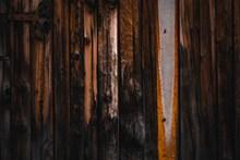 破旧烂木板高清图