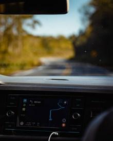 车载导航图片
