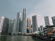 城市的高楼大厦图片大全