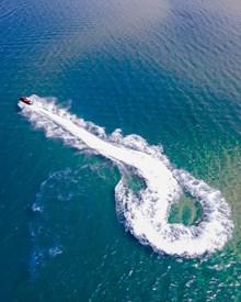 海上快艇图片大全