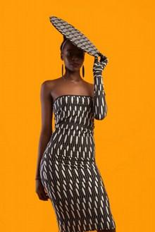 时尚黑人美女模特人体写真图片大全