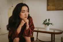韩国现代美女写真图片