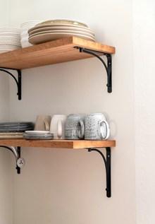 厨房碗具杯具置物架高清图