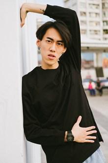 亚洲面孔帅哥精美图片