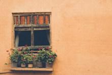 复古窗户摄影图片素材