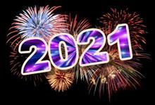 2021年跨年图片