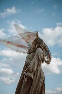 欧美文艺风人像摄影艺术精美图片
