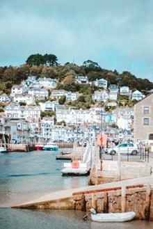 欧洲海港小镇精美图片