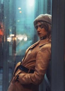 欧美巴黎时尚美女写真高清图