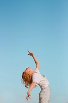 舞者人像摄影艺术图片下载