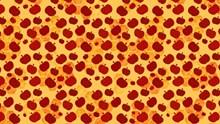 红苹果背景图片素材