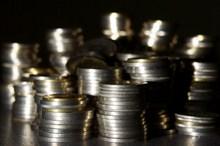圆形硬币素材高清图