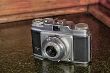 老式品牌智能相机精美图片