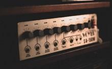 复古音响设备图片下载