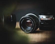 照相机镜头图片素材