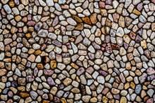 五彩缤纷的鹅卵石图片下载