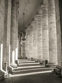罗马柱走廊图片大全