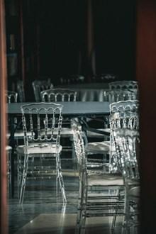 水晶家具桌子桌椅图片下载