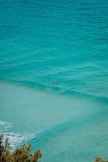 海上漂浮运动图片素材