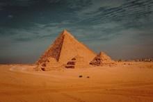 埃及金字塔风景图片大全
