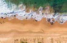 海边浪花沙滩图片下载