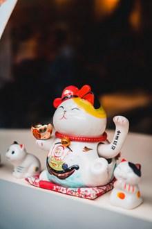 招财猫图片下载