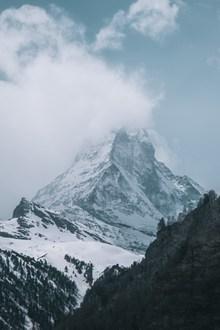 雪域高山摄影图片下载
