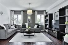 现代简约风格客厅图片素材