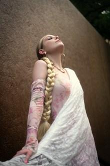 欧美艺术美女人体模特图片素材