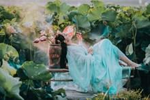 古典美女唯美意境精美图片