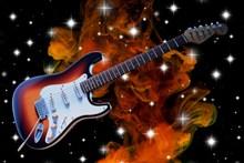 全新吉他乐器图片下载