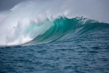 大海大浪翻腾图片素材