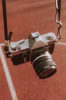老式的照相机图片