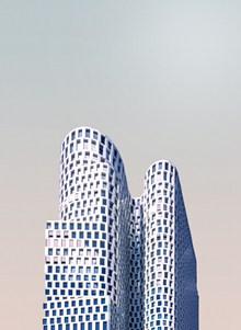 特色现代高楼大厦图片大全