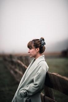 俄罗斯女生写真高清图片