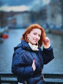 欧美白人美女写真高清图