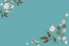 青花背景高清图
