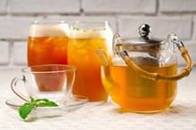 现煮红茶高清图片