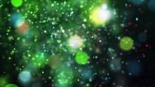 绿色散景抽象背景精美图片
