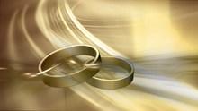 结婚戒指背景设计图片素材