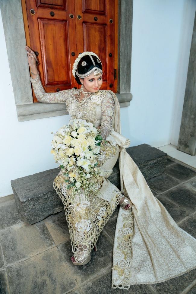印度新娘写真婚纱高清图