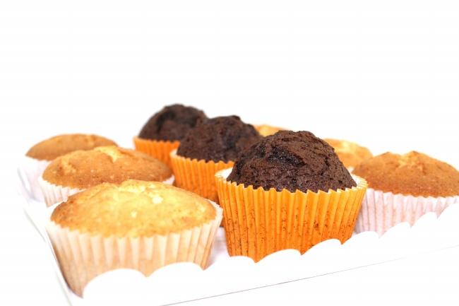 纸杯蛋糕甜品图片下载