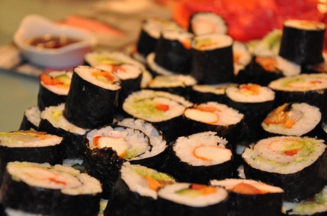 美味寿司主食图片大全