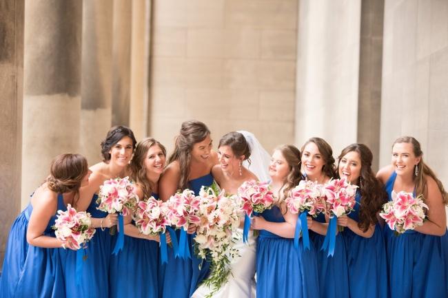 新娘伴娘拍摄图片