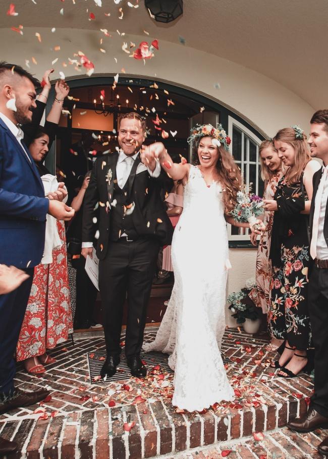 结婚婚礼现场图片下载