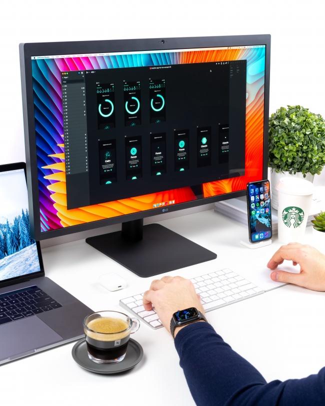 台式电脑显示器高清图